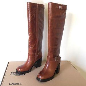 Jeffrey Campbell Lottie Knee High Boots l 6.5